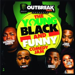 Young, Black and Funny Comedy Jam