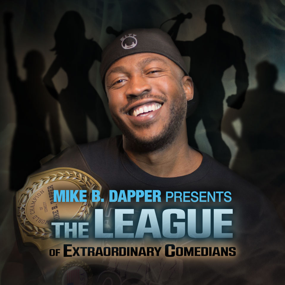 Tickets For The League Of Extraordinary Comedians In Phoenix From ShowClix
