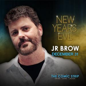 JR Brow NYE Late Show