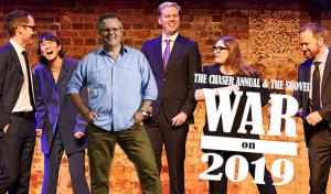The War on 2019 - Adelaide