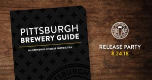 Pittsburgh Brewery Guide Release Party