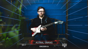 EddyFest night 4: Astral Swans and Mauno