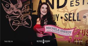 Valentine's Day with Michela Sheedy