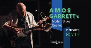 Amos Garrett's Modern Blues Quartet