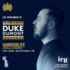Ministry of Sound ft. Duke Dumont