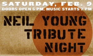 NEIL YOUNG TRIBUTE NIGHT