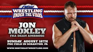 Meet and Greet-Wrestling Under the Stars, Scanton, Pa - August 18th