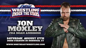 Meet and Greet - Wrestling Under the Stars - Norwich, CT August 17th