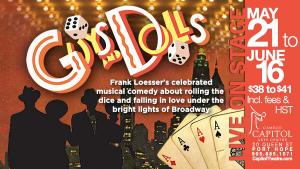 Guys and Dolls - Evening