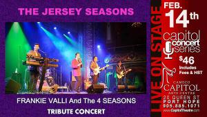 Jersey Seasons  4 Seasons Tribute