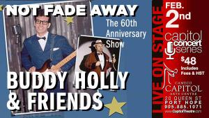 The Return of Buddy Holly – Tribute Concert