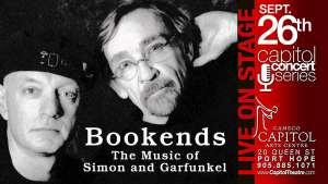 BOOKENDS THE SHOW - The Music of Simon and Garfunkel