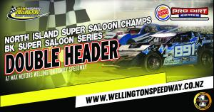 NI Super Saloons & BK Pro Dirt Series