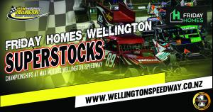 CANCELLED: Friday Homes Wellington Superstock Champs