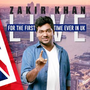 Zakir Khan Live in UK
