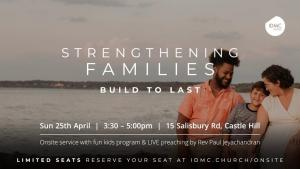 Church Onsite Service 25th April