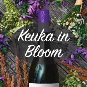 Keuka in Bloom I May 4-5