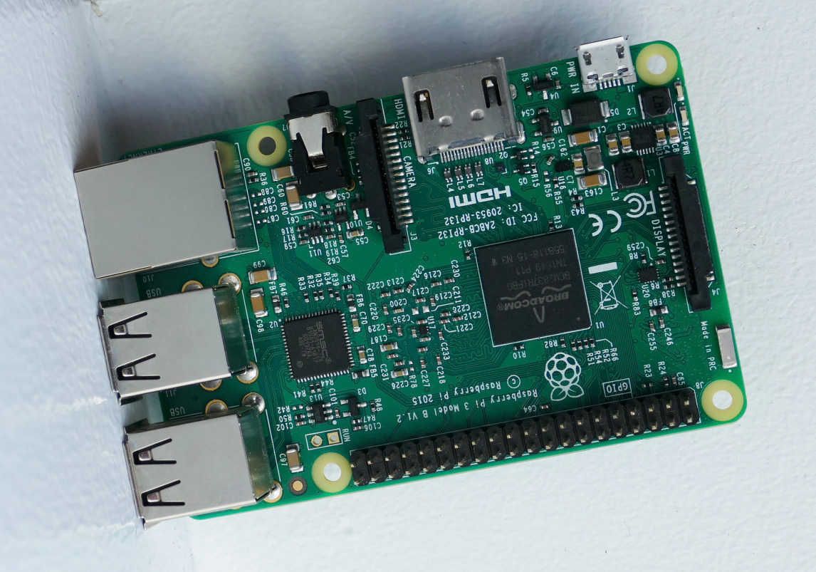 Build your own Raspberry Pi Server (Ages 14+)