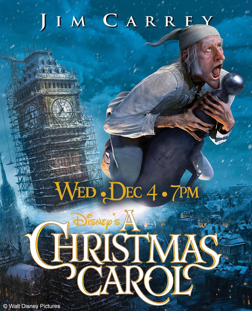 Tickets for Disney's A Christmas Carol in Newton from ShowClix