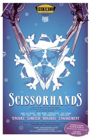Scissorhands: A Musical Inspired by the Film
