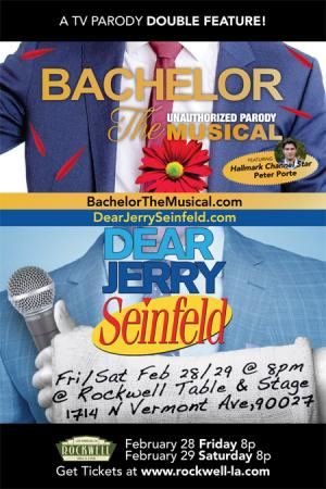 The Bachelor/Dear Jerry Seinfeld Parody Musicals