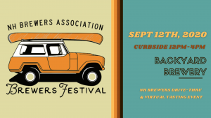 NH Brewers Festival & Virtual Tasting Experience