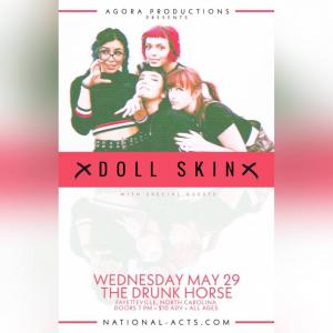 Doll Skin at The Drunk Horse