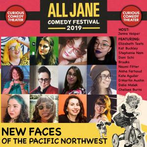 ALL JANE: NEW FACES OF THE PACIFIC NORTHWEST