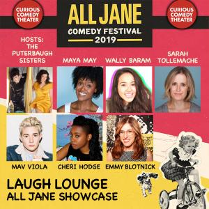 LAUGH LOUNGE: ALL JANE SHOWCASE