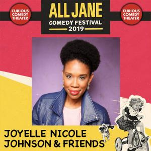 ALL JANE MAIN STAGE: JOYELLE JOHNSON & FRIENDS