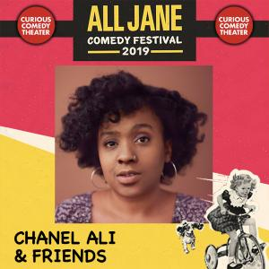 ALL JANE MAIN STAGE: CHANEL ALI & FRIENDS
