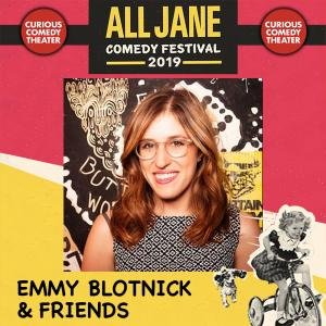 ALL JANE MAIN STAGE: EMMY BLOTNICK & FRIENDS