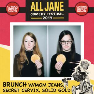 ALL JANE ANNEX: Brunch & Friends Improv Show