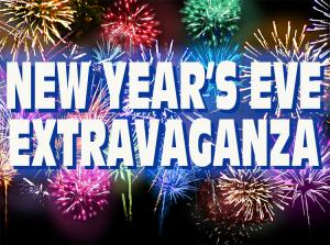 Curious Comedy's New Year's Eve Extravaganza