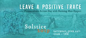 PERMACULTURE ACTION DAY with Burning Man