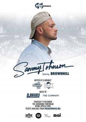 Sammy J featuring Brownhill