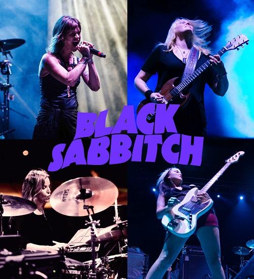 Black Sabbitch – The All Female Black Sabbath