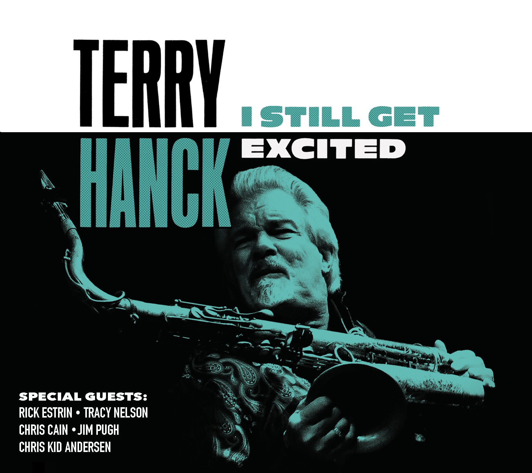 Blues & Bourbon: Terry Hanck Band