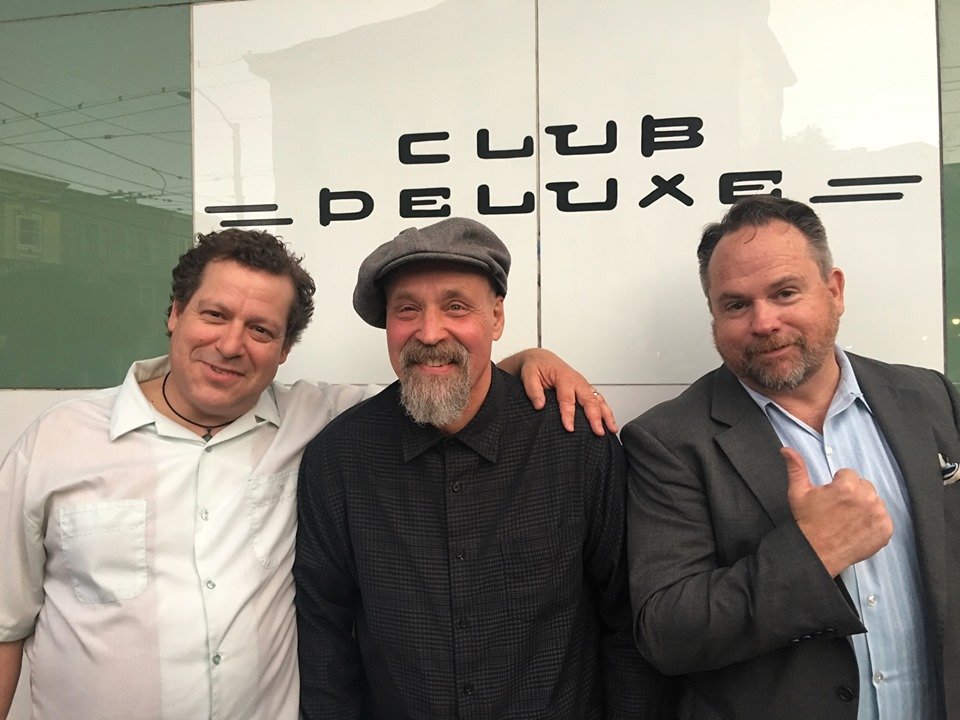 Blues & Bourbon: The Big Three Trio