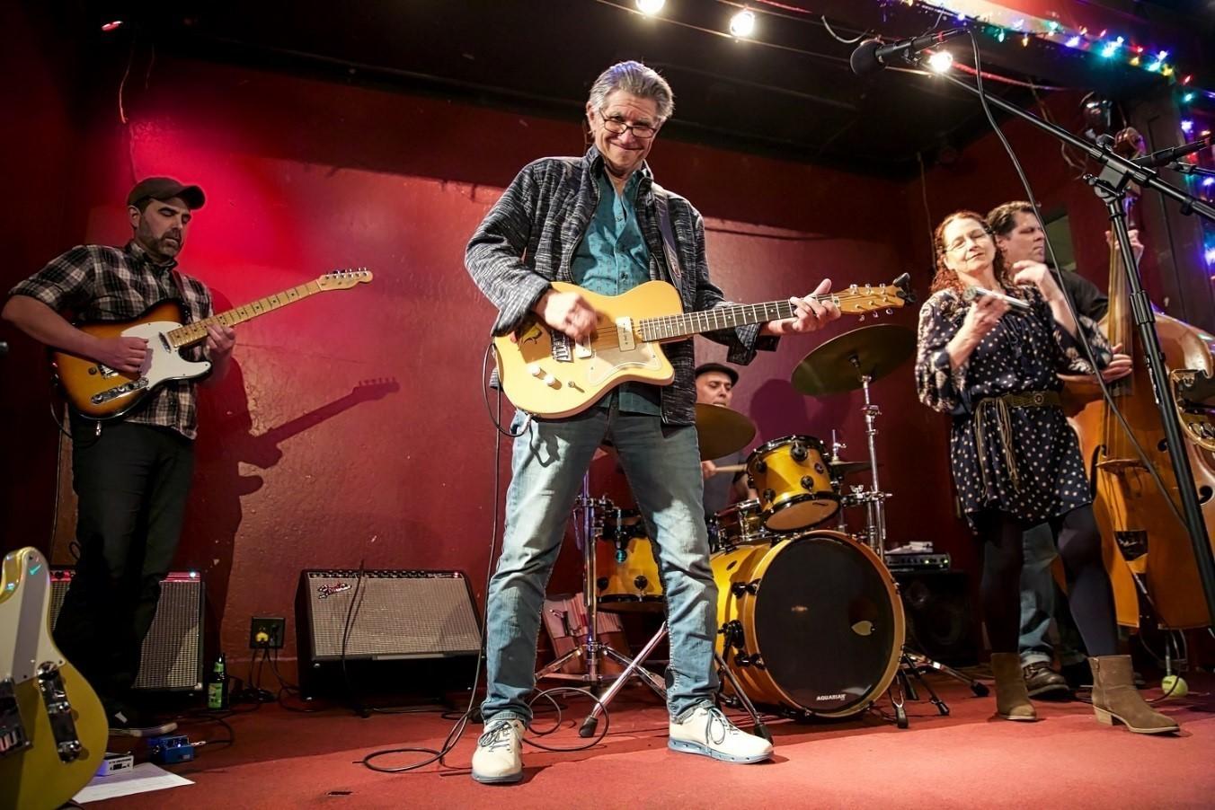 "Blues & Bourbon: Ray ""Catfish"" Copeland Band"