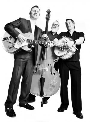 Blues & Bourbon: The Twilight Drifters