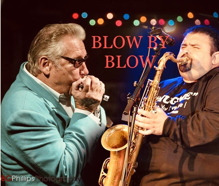 Blues & Bourbon: Blow x Blow
