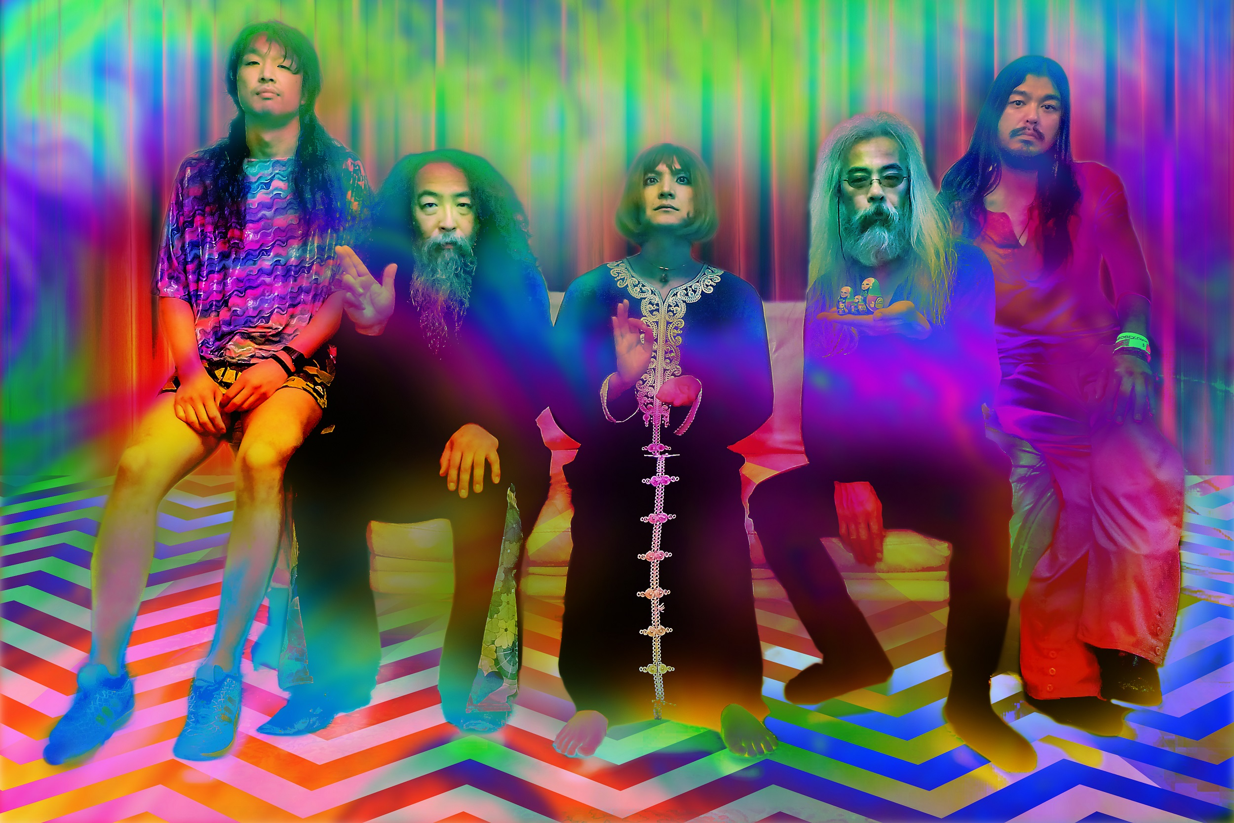 Cancelled: Acid Mothers Temple
