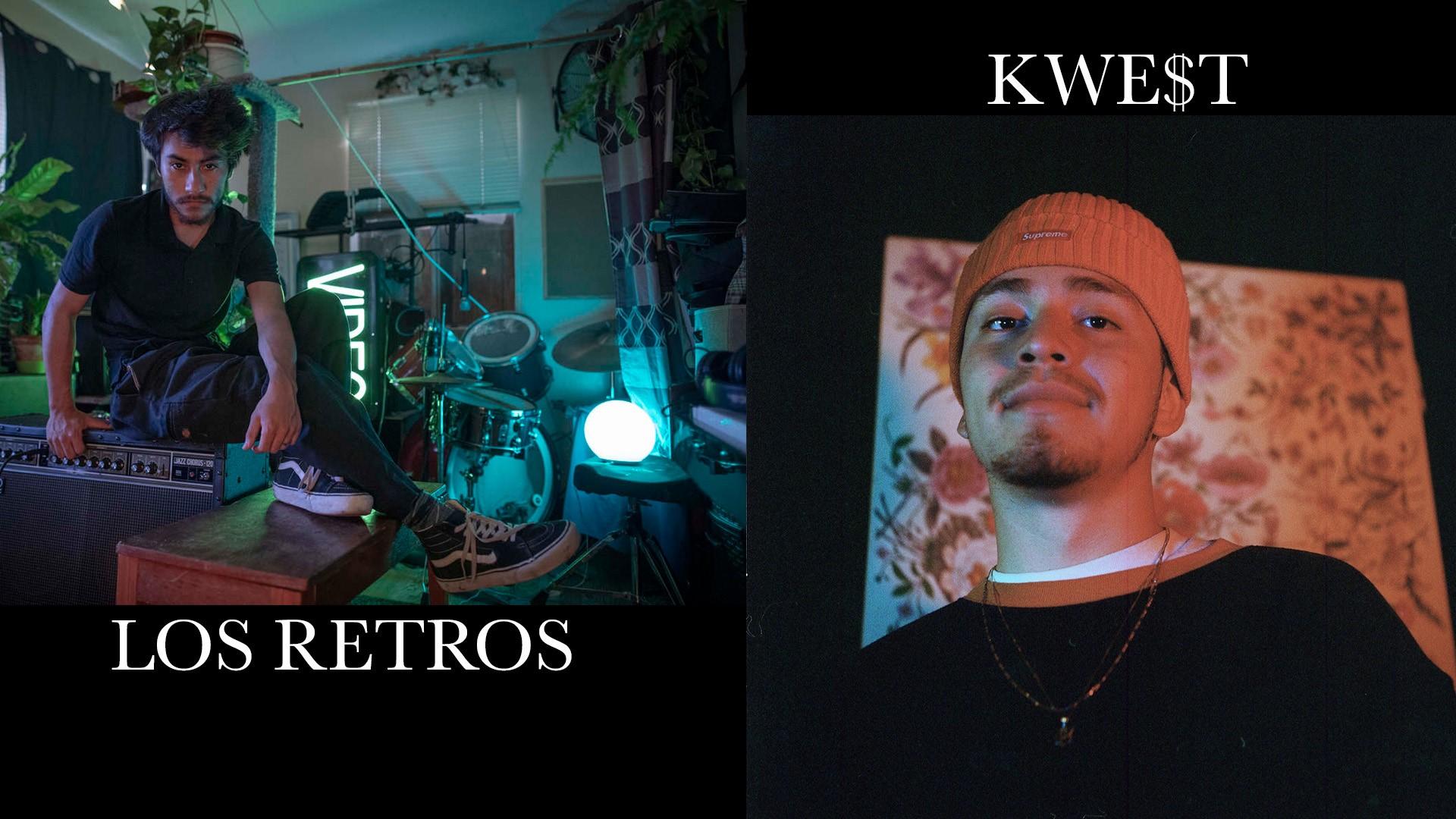 Los Retros & Kwe$t
