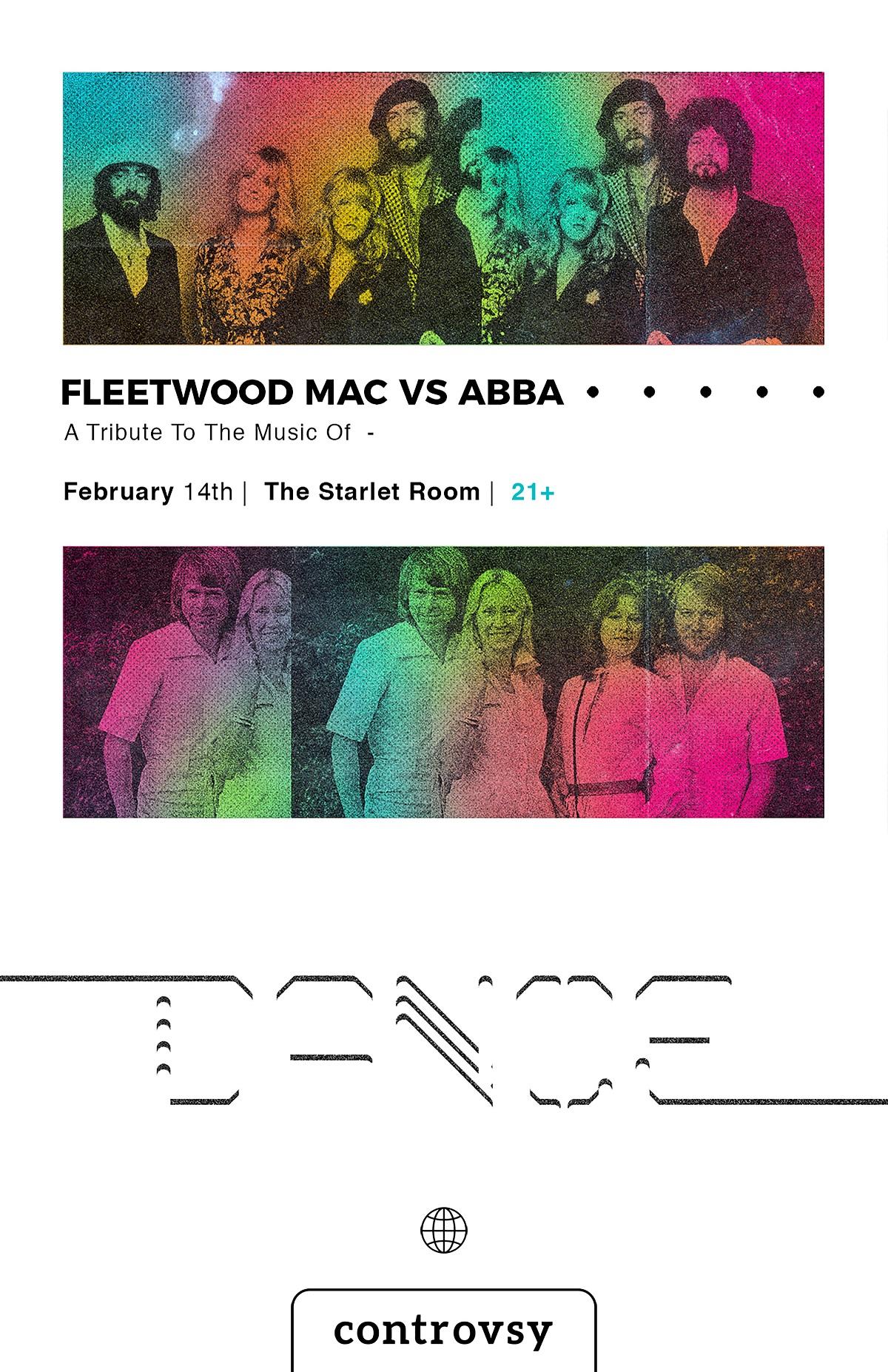 Fleetwood Mac vs. ABBA Dance Party