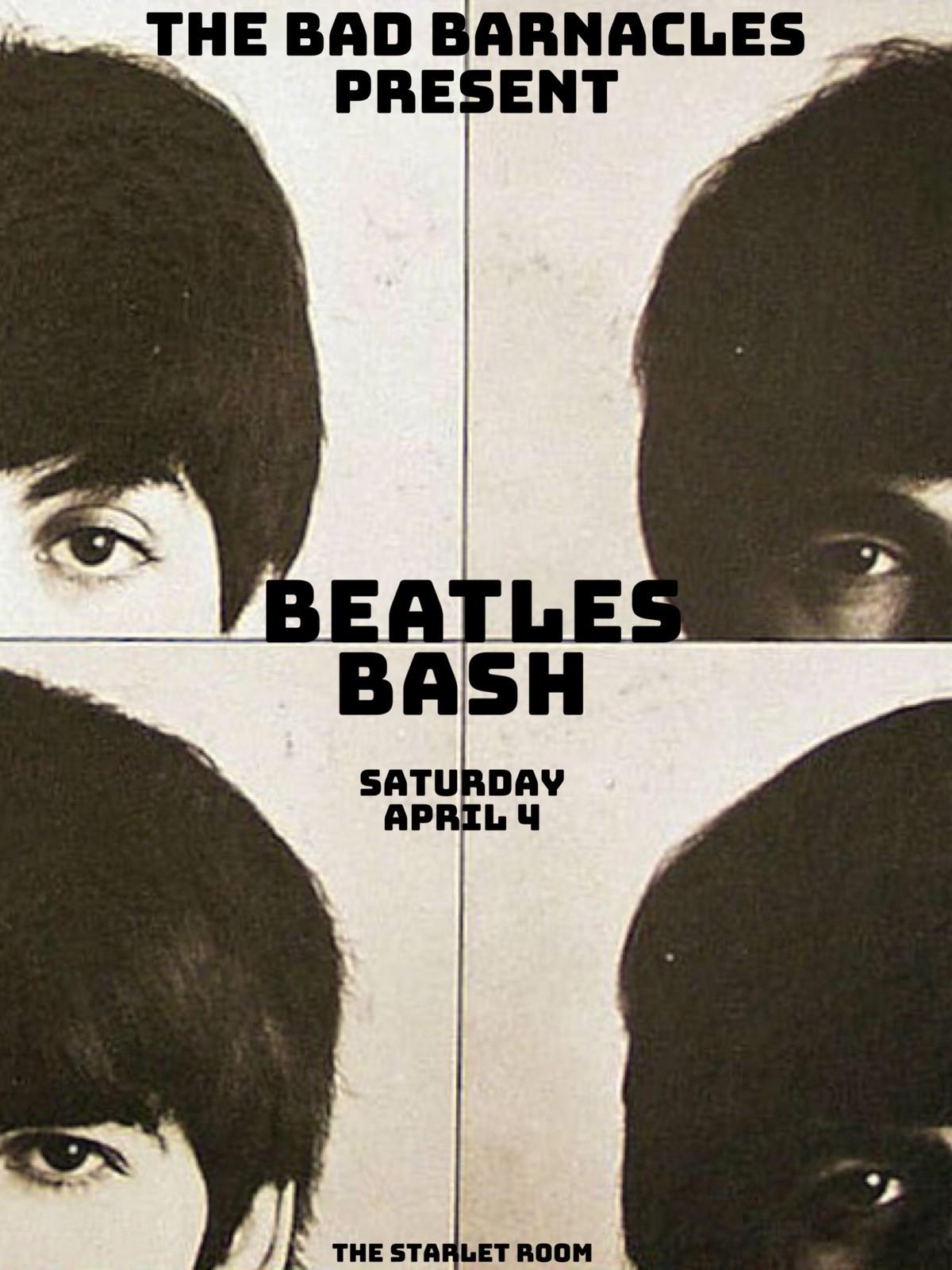 Beatles Bash 2020
