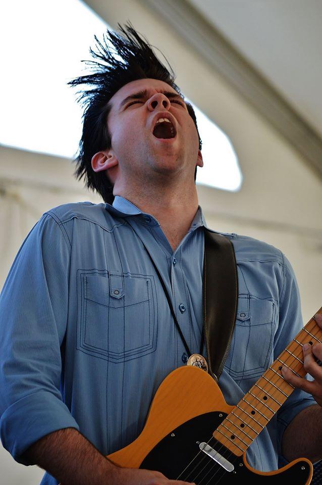 Blues & Bourbon: Todd Morgan