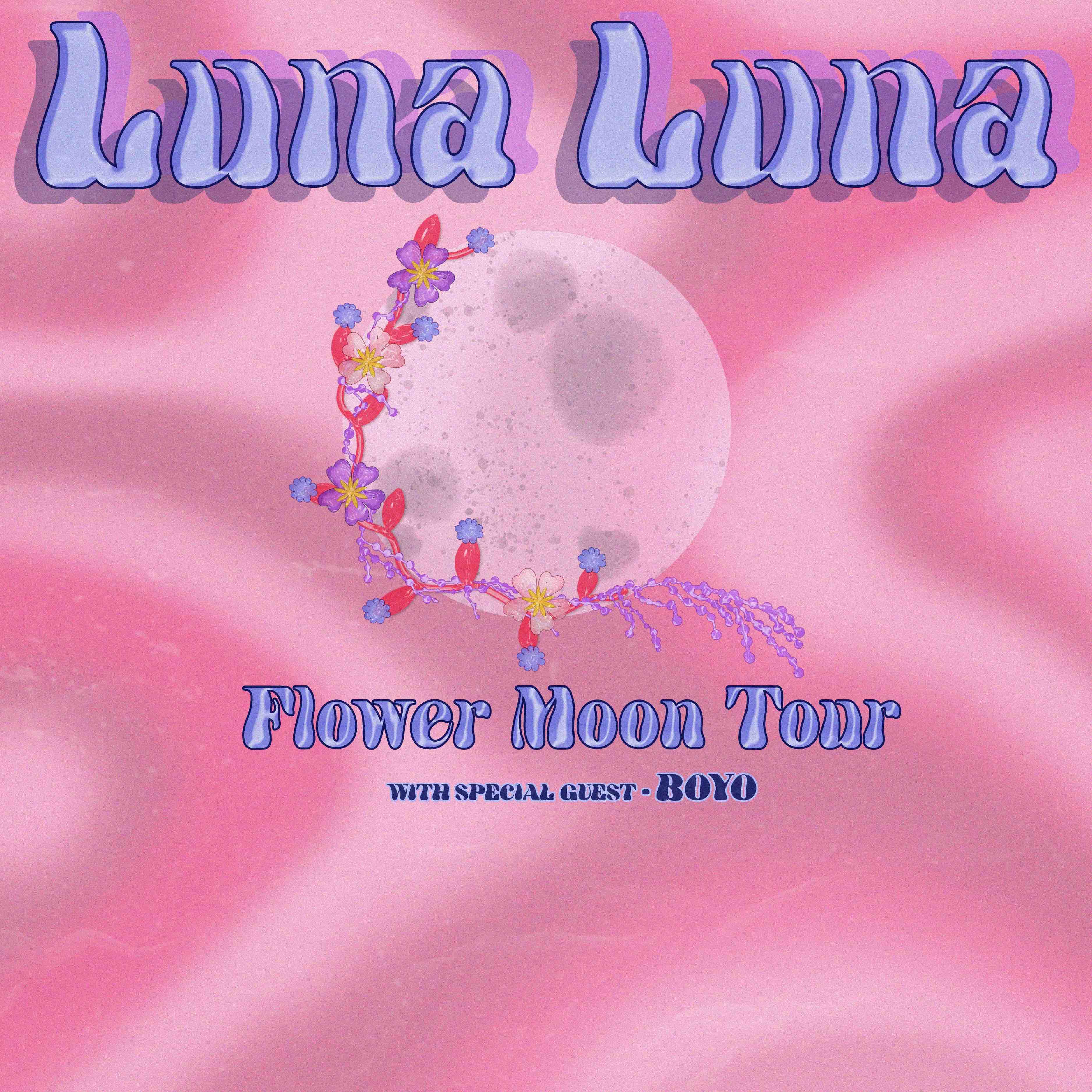 Luna Luna with BOYO