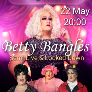 Betty Bangles Streaming Event
