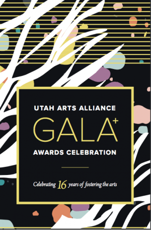 Utah Arts Alliance Gala + Awards Celebration